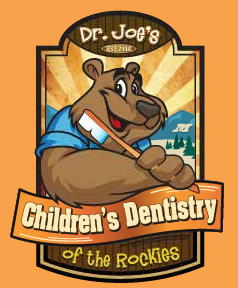 Dr. Joe's Children's Dentistry of the Rockies Logo