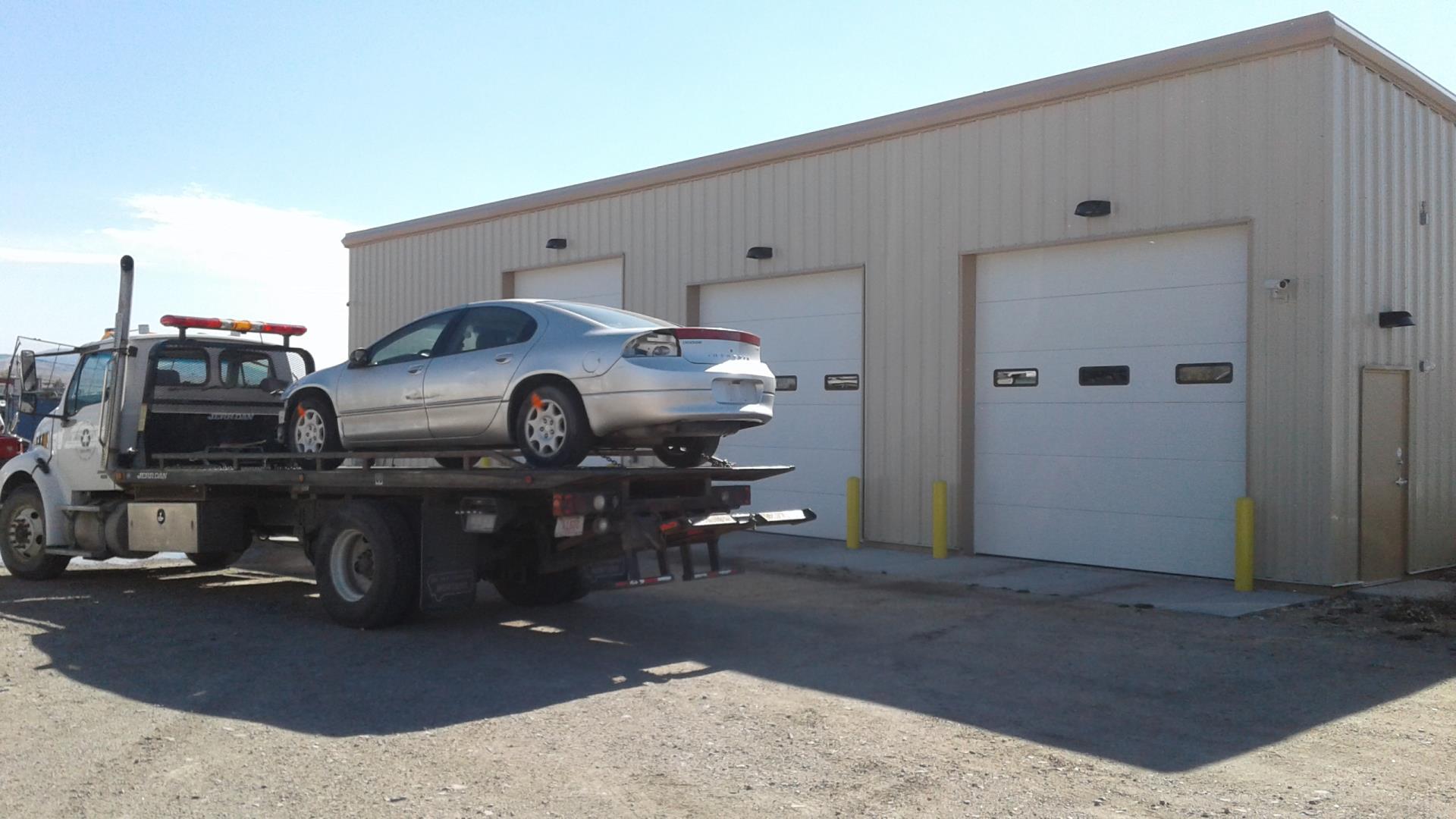 Junk Vehicle Program | Missoula County, MT