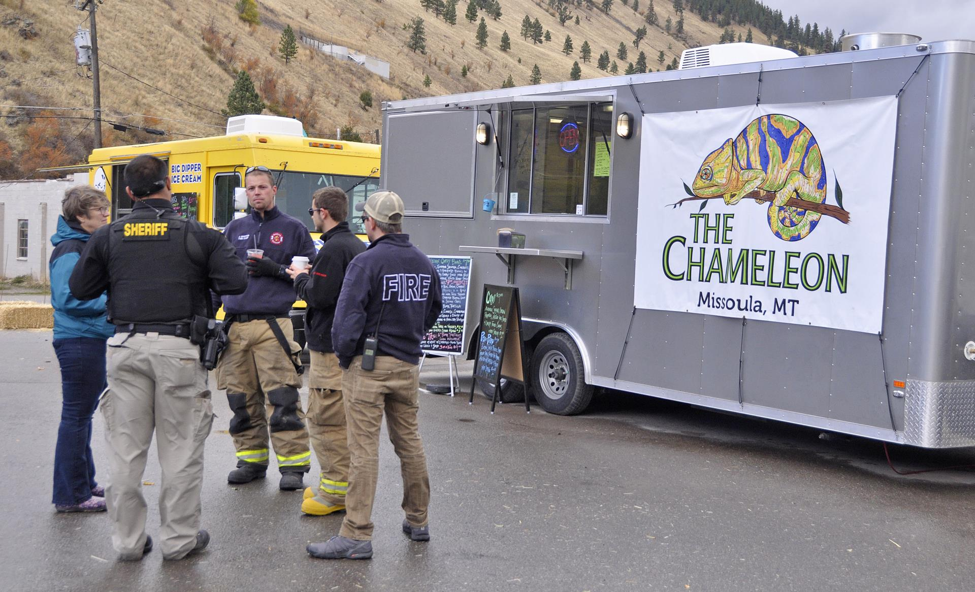 Missoula County Commissioner, Sherriff and Rural Fire Department