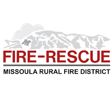 Missoula Rural Fire District Logo
