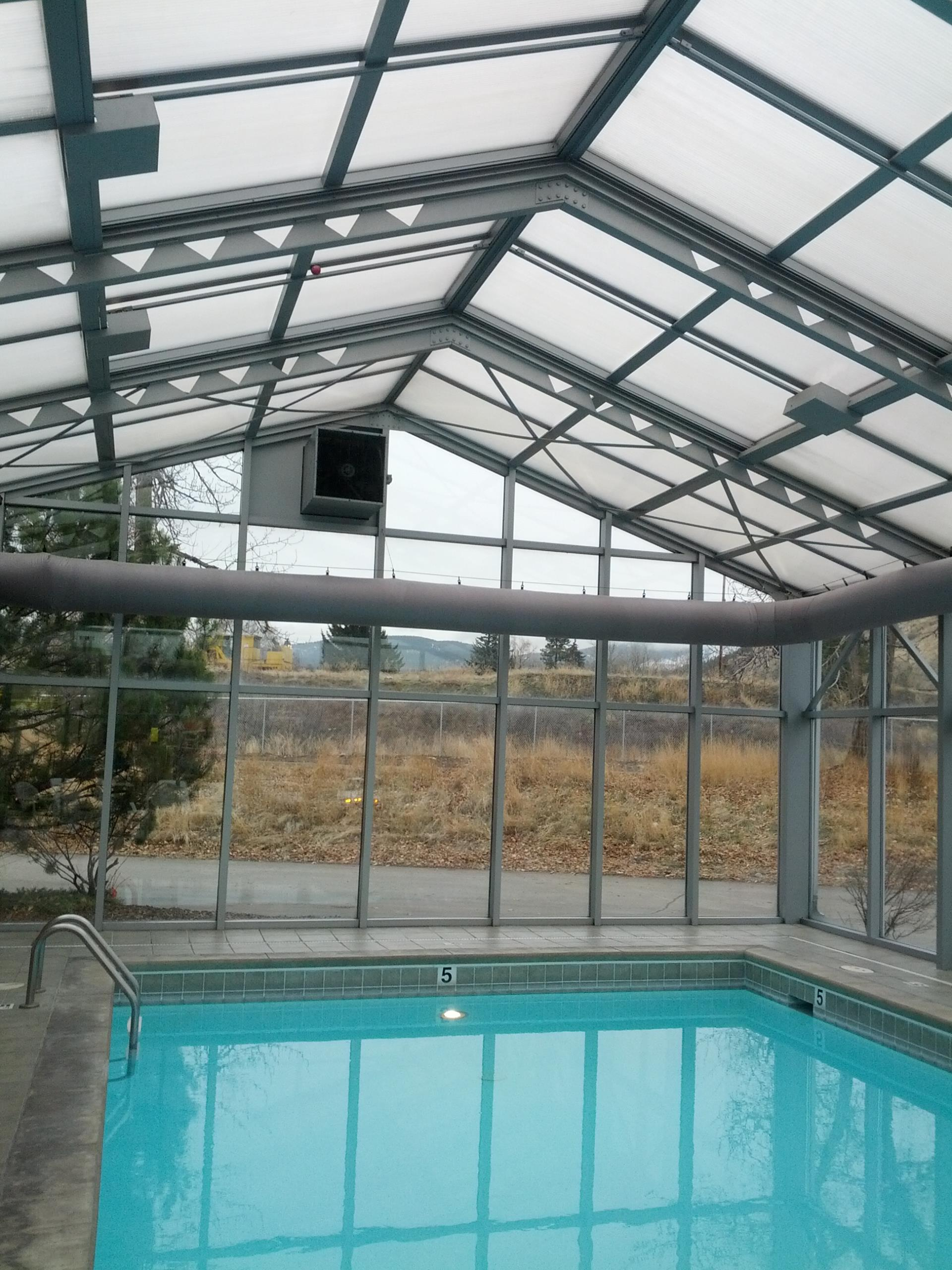 Pool within Missoula County that was up for an inspection.