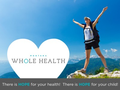 montana whole health logo