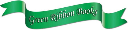 green ribbon books logo