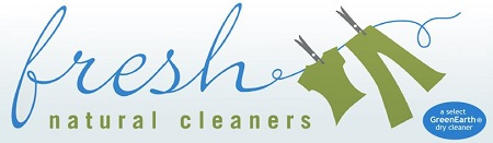 fresh natural cleaners logo