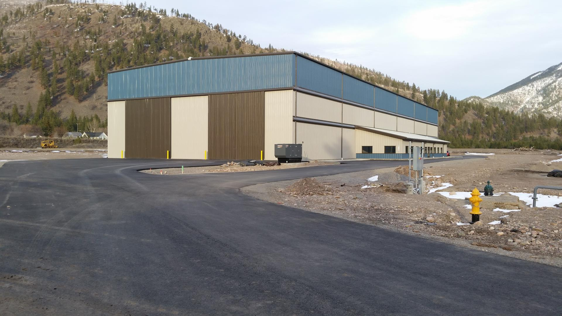 Harris Manufacturing outside view