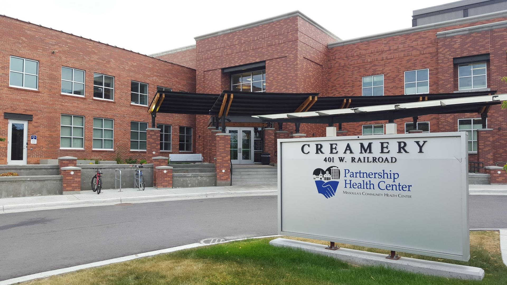 PHC Creamery Building located at 401 W. Railroad Street in Missoula.