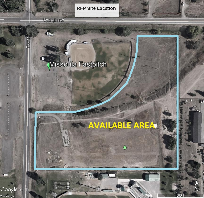 RFP site location