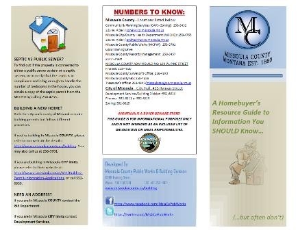 Homeowner Resource Guide pg 1